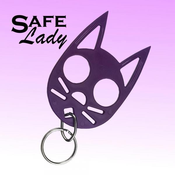 mini-cat-key-chain-purple